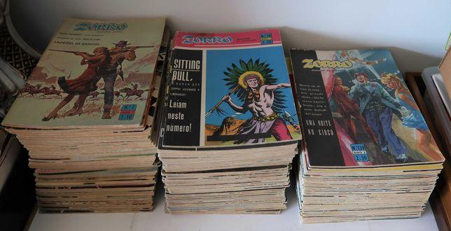 Revistas Zorro - Magazine da Juventude - Anos 60