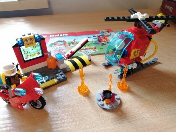 Lego juniors пожежна охорона 10685