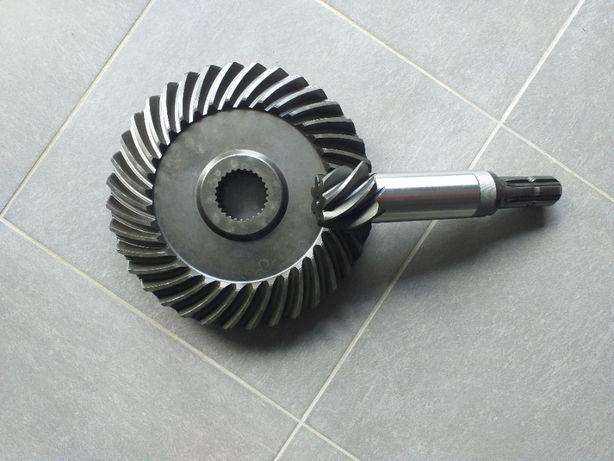 Przekładnia 7x36 skrzyni rotora przyczepy samozbierającej POTTINGER