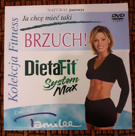 Płyta DVD z ćwiczeniami na mięśnie brzucha