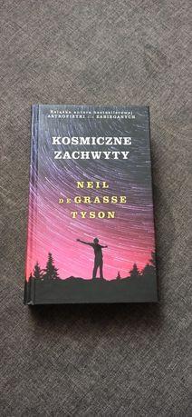 Książka Kosmiczne zachwyty Neil DeGrasse Tyson