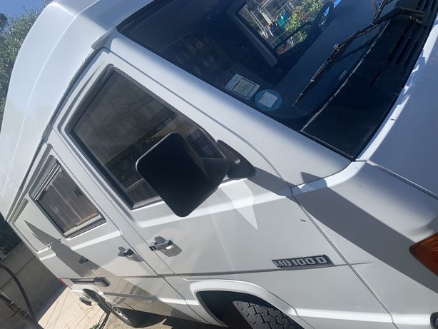 Mercedes bm 100 camper