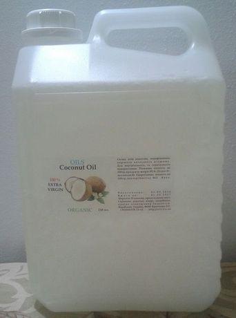 Кокосовое масло 20 литров. Нерафинированное. Производитель Украина.