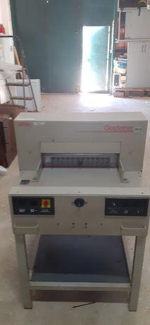 Guilhotina de papel electrica Ideal 4850