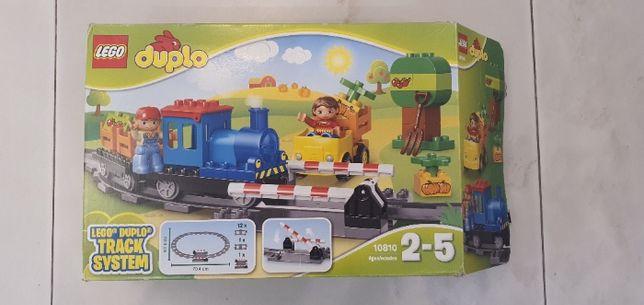 Игрушечный поезд Lego Duplo (10810)