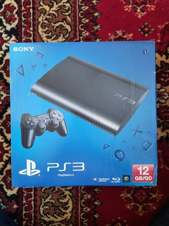 Konsola PlayStation 3 super slim zadbana!