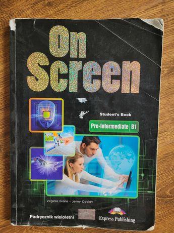 Sprzedam podręcznik On Screen B1