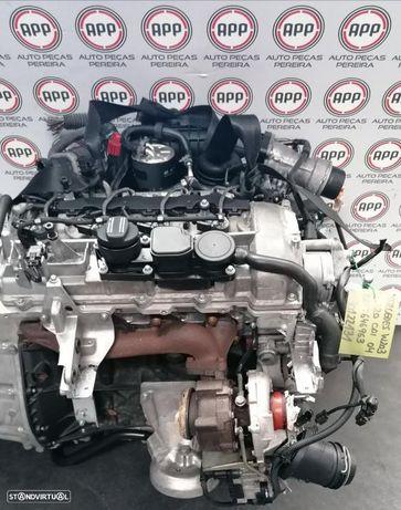 Motor Mercedes W203 220 CDI 150 CV DE 2005  referência 646963 aproximadamente 210 000 kms.