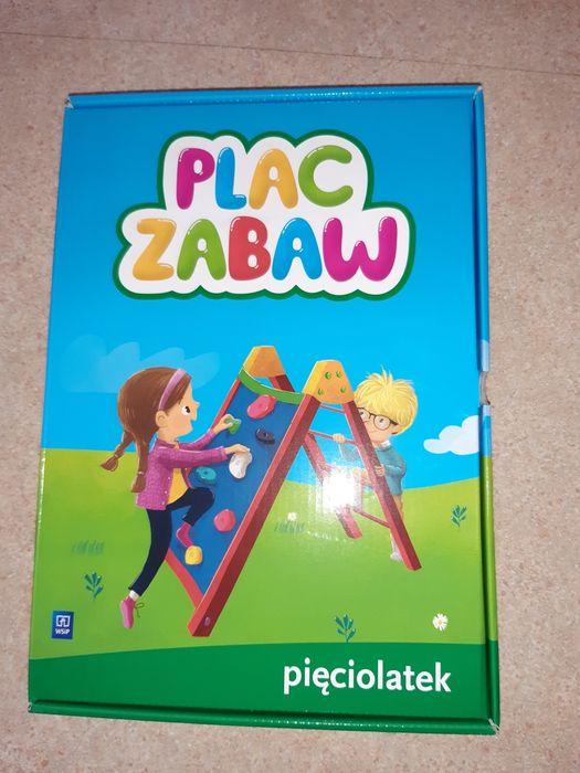 Zestaw kart pracy Plac Zabaw 5 lat Kraszewo-Czubaki - image 1