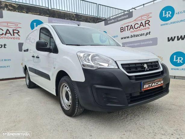 Peugeot Partner 1.6 BlueHdi 100CV L2