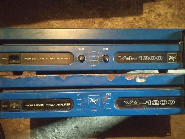 Продам підсилювач .( усилитель )park audio 1800