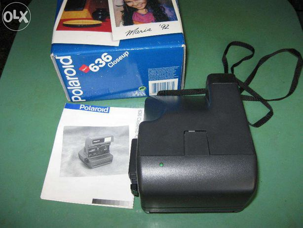 Polaroid 636 Closeup,мгновенный снимок,Великобритания.