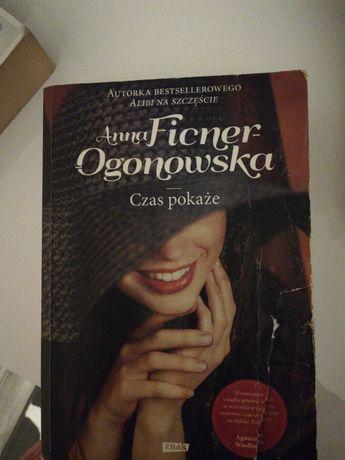 Czas pokaże Anna Ficner Ogonowska