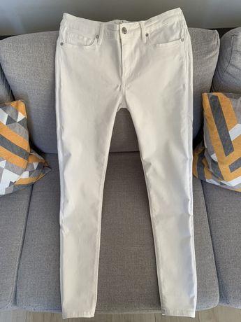Spodnie białe Mango - 38