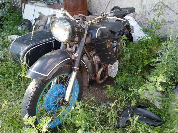 Продам мотоцикл К-750М