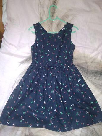 Sukienka rozmiar 128