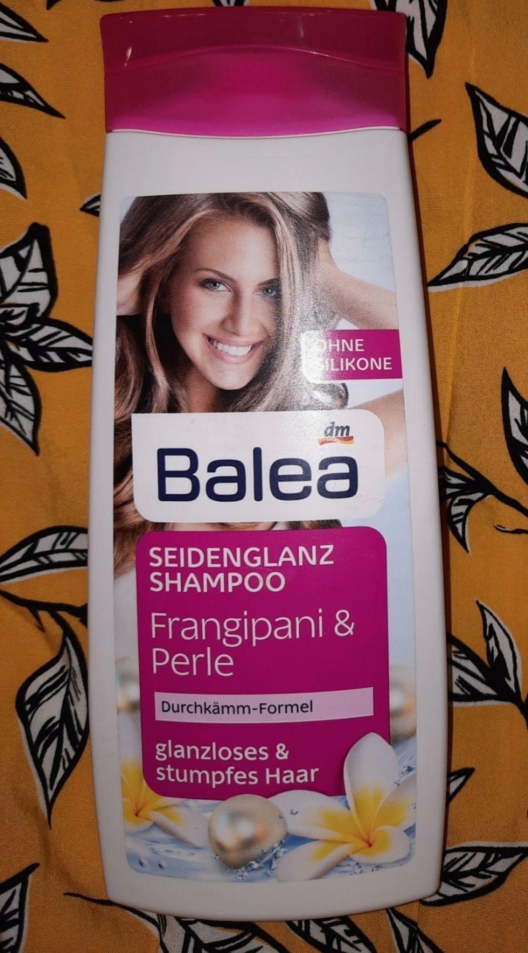 Szampon do włosów Balea