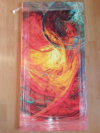 Conj. 2 telas decorativas
