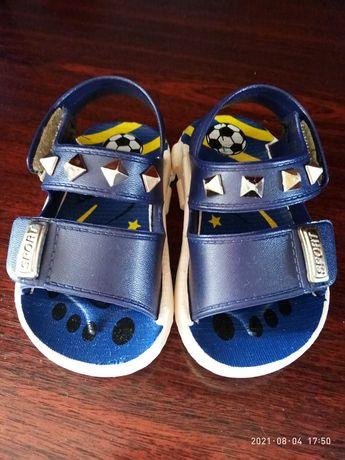 Детские сандали ( по стельке 13 см )