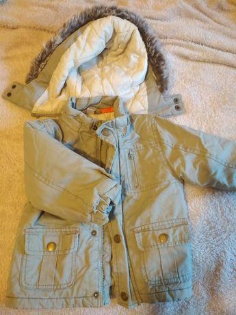Куртка демисезонная Coolclub с 1-2 года