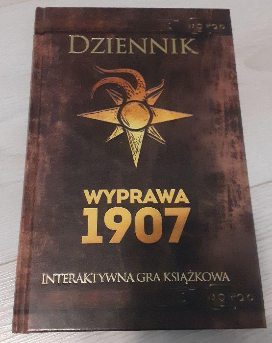 Dziennik: Wyprawa 1907 - Interaktywna gra książkowa Wrocław - image 1