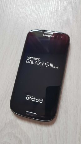 Samsung S3 16Gb Duos