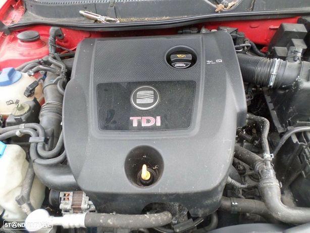 Motor 1.9tdi ARL 150cv