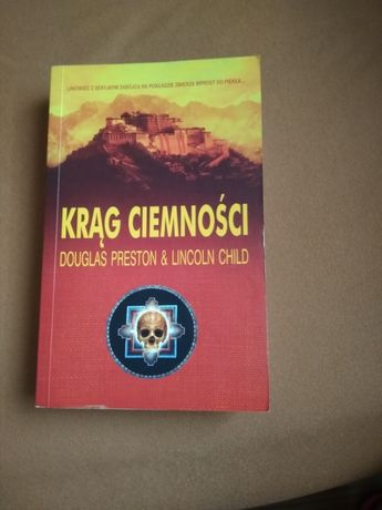 ",, Krąg ciemności"" Douglas Preston & Lincoln Child"
