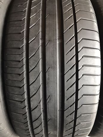 315/35/20+275/40/20 R20 Continental ContiSportContact 5 RSC 4шт