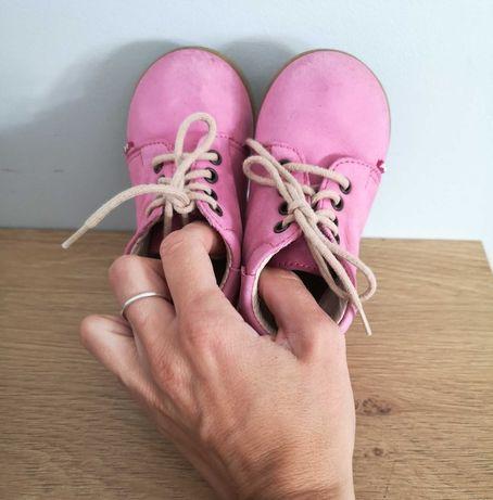 Trzewiki, buty, emel rozmiar 20, różowe, emelki buciki dla dziewczynki