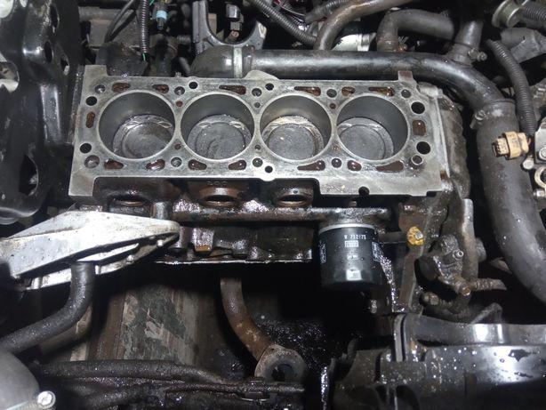 Блок двигателя ланос 1.6