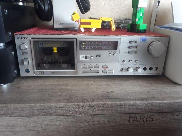 Sprzedam magnetofon Deck Sony TC k 81