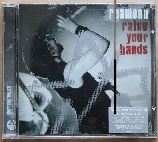 CD - Reamonn, raise your hands - como novo