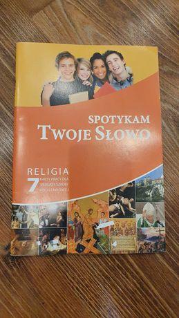 Ćwiczenia do Religi klasa 7