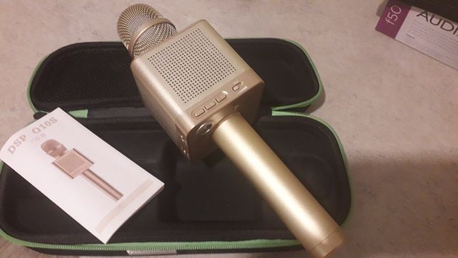 Микрофон Q10S Cold