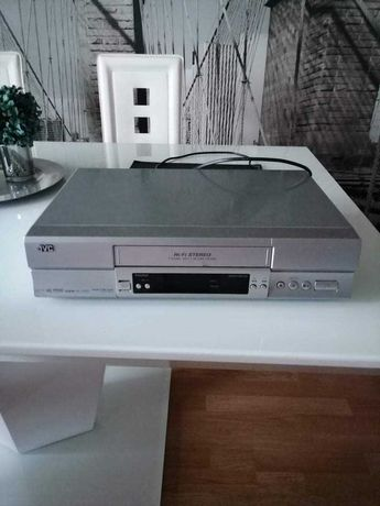 JVC Hifi stereo Odtwarzacz kaset vhs