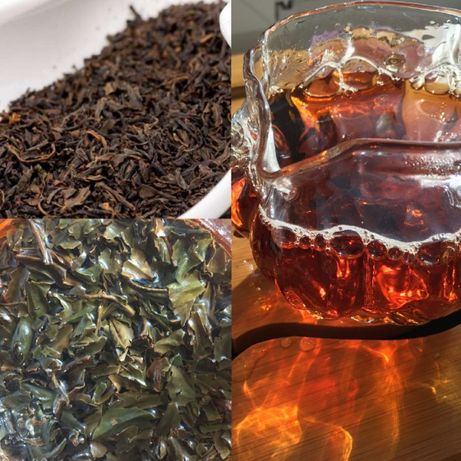 Японский черный чай Танегашима 50г Япония Japanese Black Tea