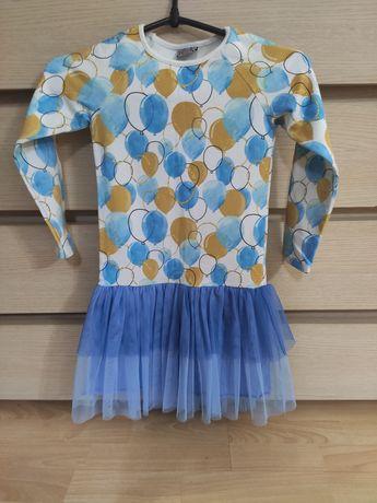 Lily Grey sukienka tiulowa 122