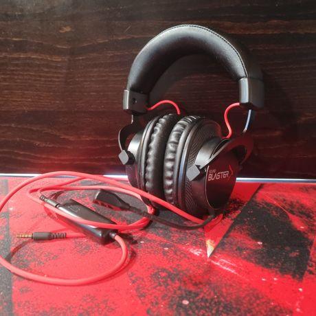 Słuchawki gamingowe soundblaster h7 tournament