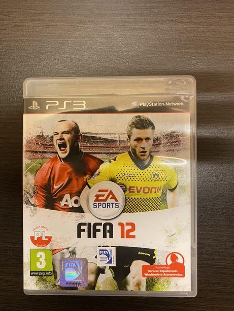 Fifa 12 PlayStation 3 Ps3