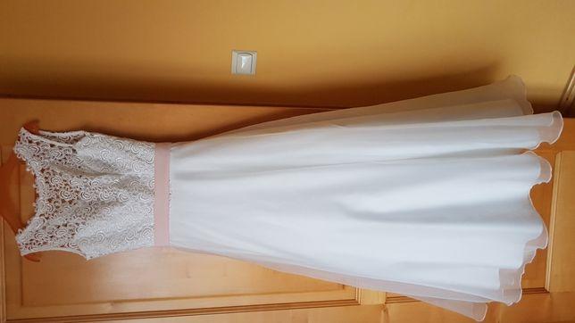 Suknia ślubna S okazja