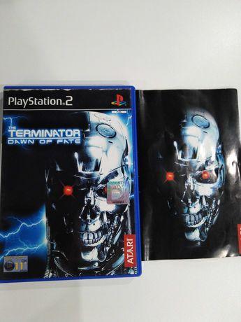 The Terminator: Dawn od Fate Play Station 2