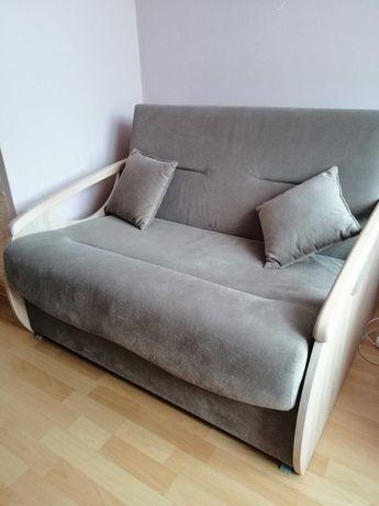 Sofa, fotel 2 osobowy, kanapa, BLACK RED WHITE