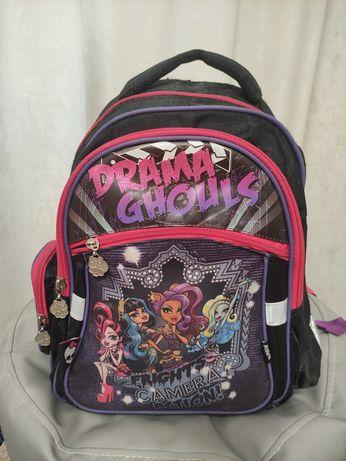"Рюкзак школьный Kite ""Monster High"" для девочки"