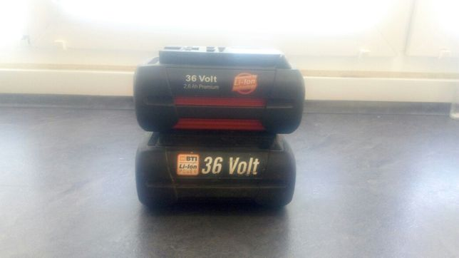 Батарея-Акумулятор Bosch 36V 2.6Ah Preзmium, BTI 36V 2.6 Ah(Festool)