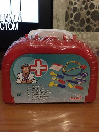 Новый Набор доктора аптечка Simba