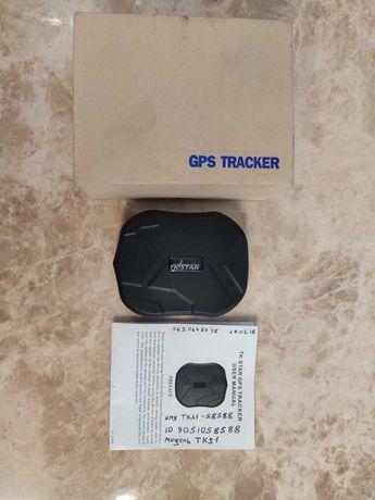 TK905 GPS Трекер 5000 mAh Магнит Автомобильный tracker для авто TKSTAR