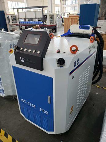 Laser czyszczący ablacyjny fiber CLM200 PRO -200W -od producenta