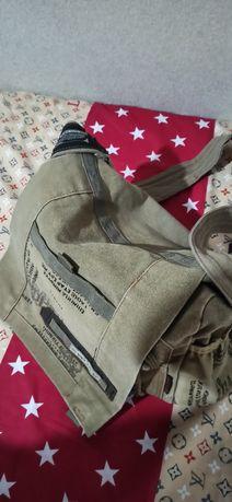 Сумка спортивная через плечо, школьная сумка.