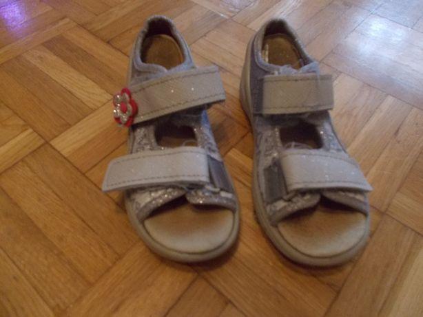sandałki buty kapcie wkł. 17cm
